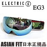 ELECTRIC(エレクトリック) エレクトリック ゴーグル ジャパンフィット EG3 G.I. JOE CAMO GREY GOLD CHROME JP(15-16 15 16)スノーボード ゴーグル ELECTRIC