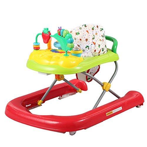 赤ちゃんに歩行器は必要?適切な使用時期や注意点、オススメ10選!