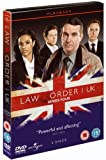 Law and Order UK: Series 4 [DVD] [2011] by Bradley Walsh -