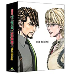 劇場版 TIGER & BUNNY -The Rising-(初回限定版) [Blu-ray]