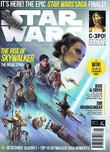 Star Wars Insider [UK] No. 194 2020 (単号)