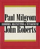 Economics, Organization and Management