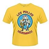 Breaking Bad Los Pollos 公式メンズTシャツ全サイズ