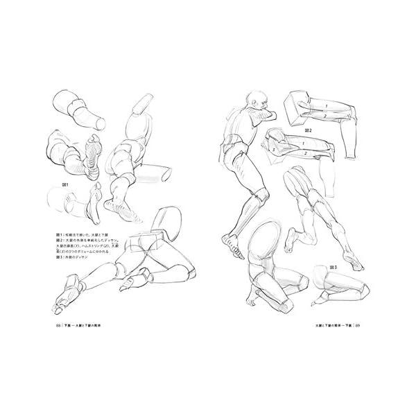 箱と円筒で描く モルフォ人体デッサン ミニシリ...の紹介画像6