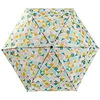 小川(Ogawa) 折りたたみ傘 ワンタッチ自動開閉 55cm korko コルコ サンカク はっ水 81052