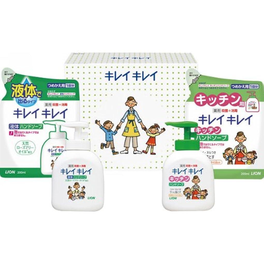 啓発するインフレーション小屋ライオン キレイキレイギフトセット【B倉庫】