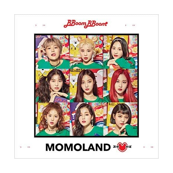 Momoland 3rdミニアルバム - GREAT!の商品画像