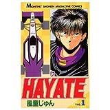 HAYATE / 風童 じゅん のシリーズ情報を見る