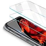 【2枚】Kaweno 保護フィルム iPhone8 plus iPhone7 plus ガラスフィルム アイフォン 8プラス 7プラス 強化ガラス液晶保護フィルム 3D Touch対応 硬度9H【ワンタッチ貼付け/気泡ゼロ/ケースと干渉せず】指紋防止 飛散防止 超薄0.26mm 保護シート 専用ガラス 5.5インチ用(iPhone 8Plus / 7Plus)