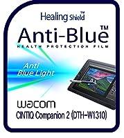 Healingshield スキンシール液晶保護フィルム Eye Protection Anti UV Blue Ray Film for Wacom Tablet Cintiq Companion 2 DTH-W1310