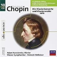 Chopin: Die Klavierkonzerte und Klavierwerke solo by Adam Harasiewicz