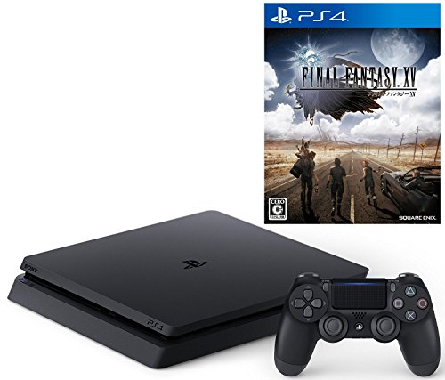 PlayStation 4 ジェット・ブラック 500GB(CUH-2000AB01)+ ファイナルファンタジー XV