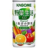 カゴメ 野菜生活100オリジナル 190g×30本