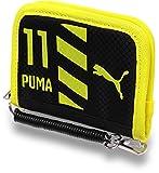 プーマ PUMA ファンダメンタルズ J ラウンドジップ ウォレット No,074916 (01-ブラック)