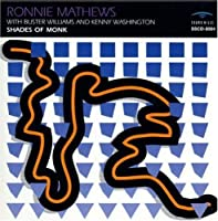 Shades of Monk by Ronnie Mathews (1995-10-25)