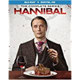 Hannibal: Complete Season 1-3 Bundle/ [Blu-ray] [Import]