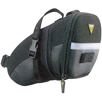TOPEAK(トピーク) Aero Wedge Pack (Strap Mount) Lサイズ ブラック