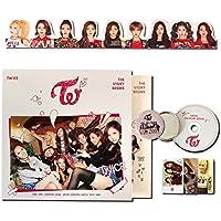 TWICE 1st Mini Album - [ THE STORY BEGINS ] CD + Photobook + Photocards + Garland + FREE GIFT / K-pop Sealed