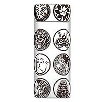 プルームテック ケース ploom 専用スキンシール カバー ケース 011487 和風 和柄 紋章