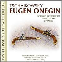 Tschaikowsky: Eugen by London De (2011-12-06)