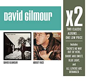 X2: David Gilmour / About Face