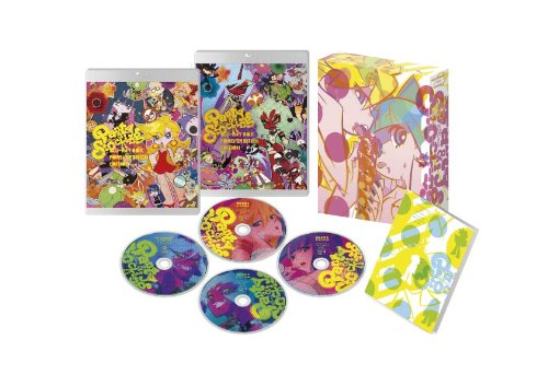 Panty & Stocking with Garterbelt Blu-ray BOX Forever Bitch Edition(新規収録スペシャル DJ Mix CD付き)