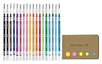 Zebra Sarasa選択マルチペン詰め替え、付箋値設定 0.5mm