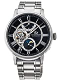 [オリエント時計] オリエントスター メカニカルムーンフェイズ 機械式 腕時計 RK-AM0004B