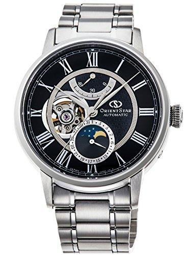 オリエント RK-AM0004B ブラック  オリエントスター 自動巻き 手巻き付  腕時計 メンズ