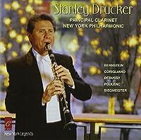 Stanley Drucker PRINCIPAL CLARINET