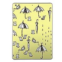 iPad mini mini2 mini3 共通 スキンシール retina ディスプレイ apple アップル アイパッド ミニ A1432 A1454 A1455 A1489 A1490 A1491 A1599 A1600 タブレット tablet シール ステッカー ケース 保護シール 背面 人気 単品 おしゃれ 雨 傘 イラスト 014636