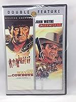 John Wayne Double Feature - The Cowboys/Chisum [並行輸入品]