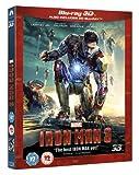 Iron Man 3 [Blu-ray 3D + Blu-ray]