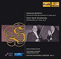 Violin Concerto / Symphony No 4 (2008-01-29)