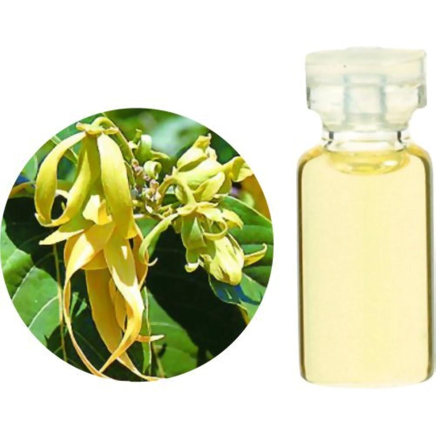 一定たらい花弁生活の木 Herbal Life イランイラン 3ml