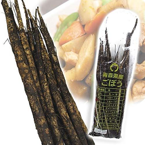 国華園 青森産 ごぼう 8kg1箱 ご家庭用 野菜