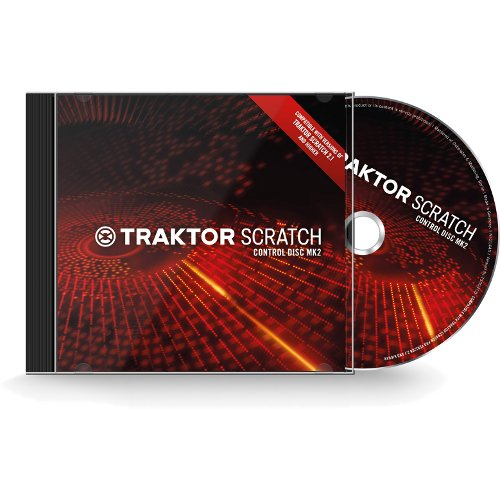Native Instruments DJアクセサリー TRAKTOR SCRATCH Pro Control CD MK2