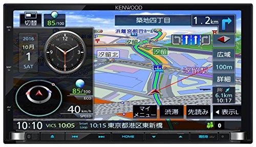 ケンウッド(KENWOOD) カーナビ 彩速ナビ MDV-Z704
