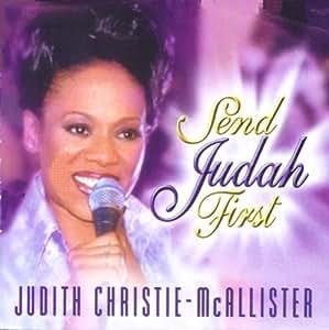 Send Judah First (W/Dvd)