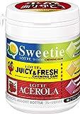 ロッテ 平成アソートファミリーボトル (Seetie,JUICY&FRESH,ACEROLA)143g×6個