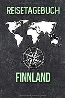 Reisetagebuch Finnland: Reisejournal fuer den Urlaub - inkl. Packliste | Erinnerungsbuch fuer Sehenswuerdigkeiten & Ausfluege | Notizbuch als Geschenk, Abschiedsgeschenk