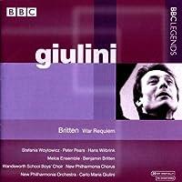 Britten: War Requiem by Stefania Woytowicz