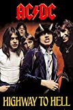 """AC/DC""""Highway to Hell"""" Poster (61cm x 91,5cm)"""