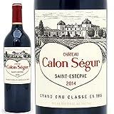 [2014] シャトー カロン セギュール 750ml(サンテステフ第3級)赤ワイン【コク辛口】((AACS0114))