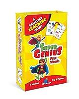 Super Genius - First Words [並行輸入品]