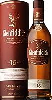 シングルモルト ウイスキー グレンフィディック15年 [イギリス 700ml ]