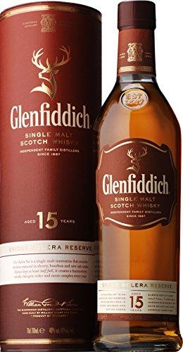 シングルモルト ウイスキー グレンフィディック15年 700ml