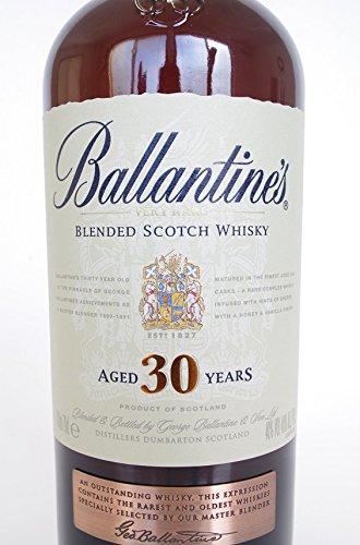 バランタイン 30年 木箱入り 40度 700ml Ballantine's