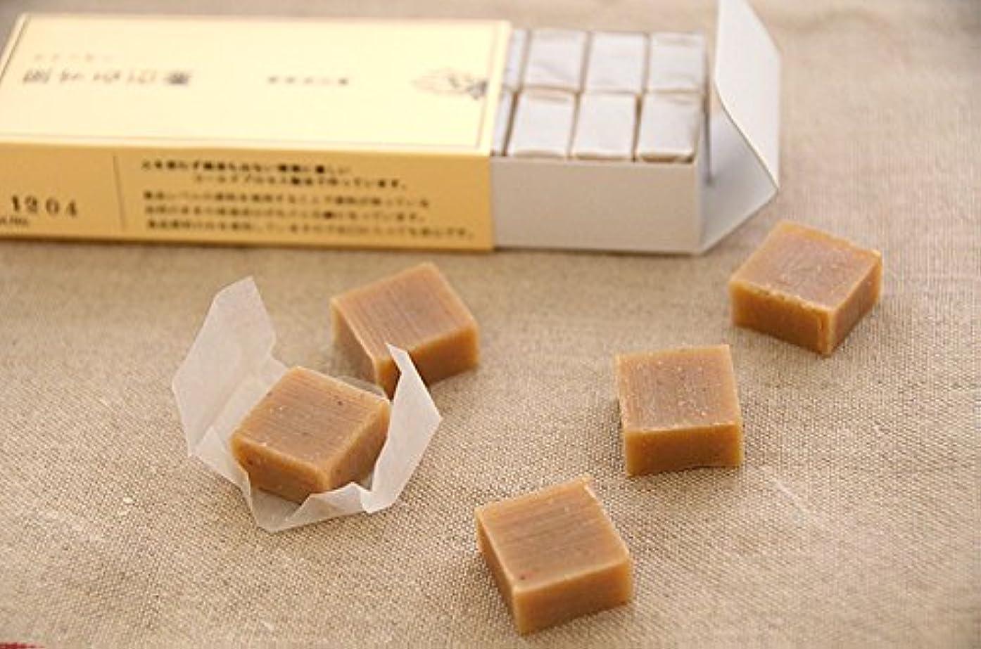 すりカカドゥ簡単に無添加「旅する石鹸 ラベンダー」48g(16粒)