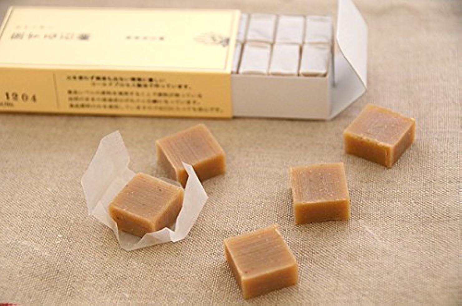 商品含めるおびえた無添加「旅する石鹸 ラベンダー」48g(16粒)